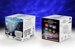 12 Color Ocean Wave Projector & Music Player
