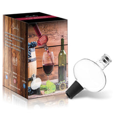 Wine Bottle Pourer Dispenser Spout Set