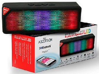 Abco Tech LED Bluetooth Speaker