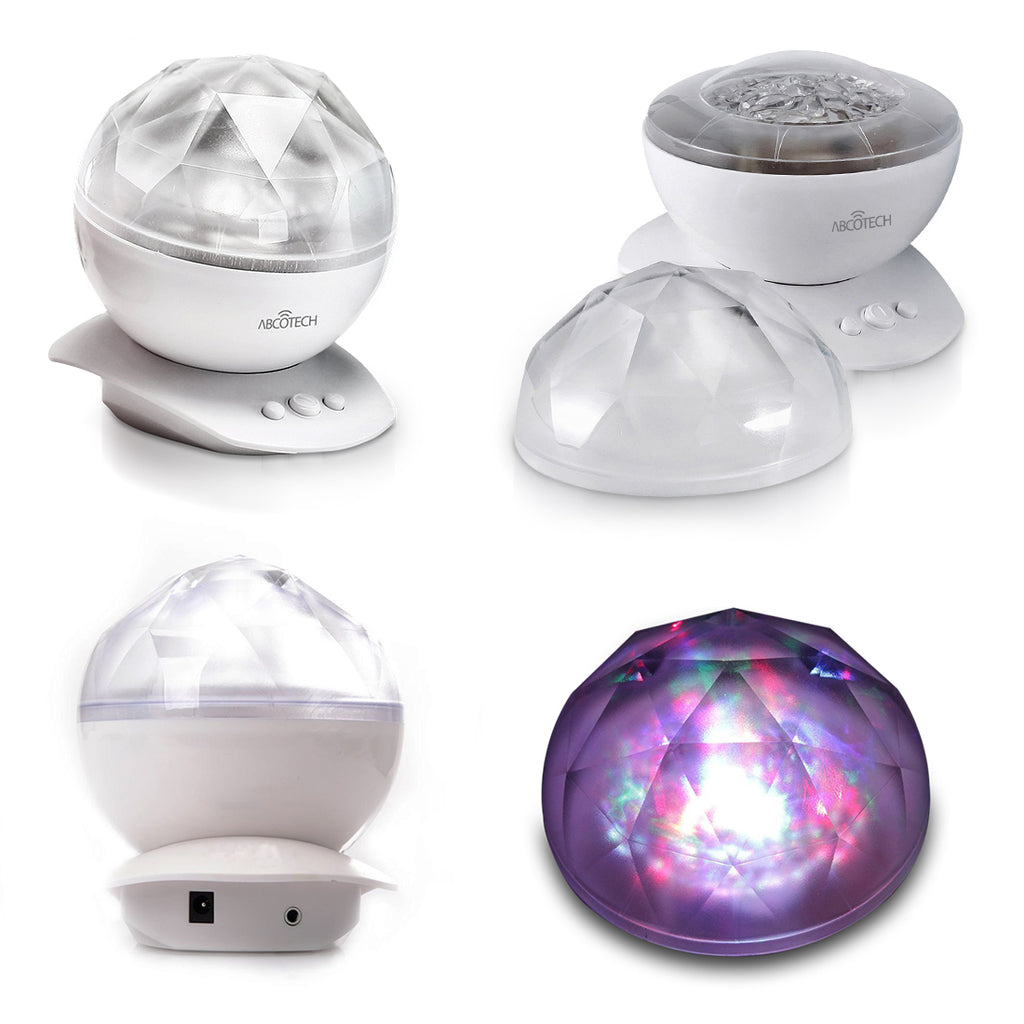 Multicolor Night Light LED Lamp with Speaker
