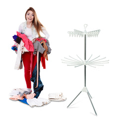 Abco 2 Tier Clothes Drying Rack