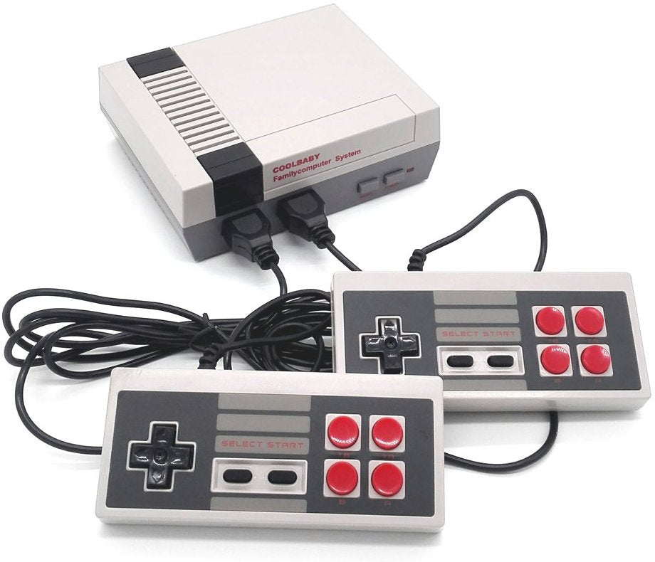 The Retro Game Console