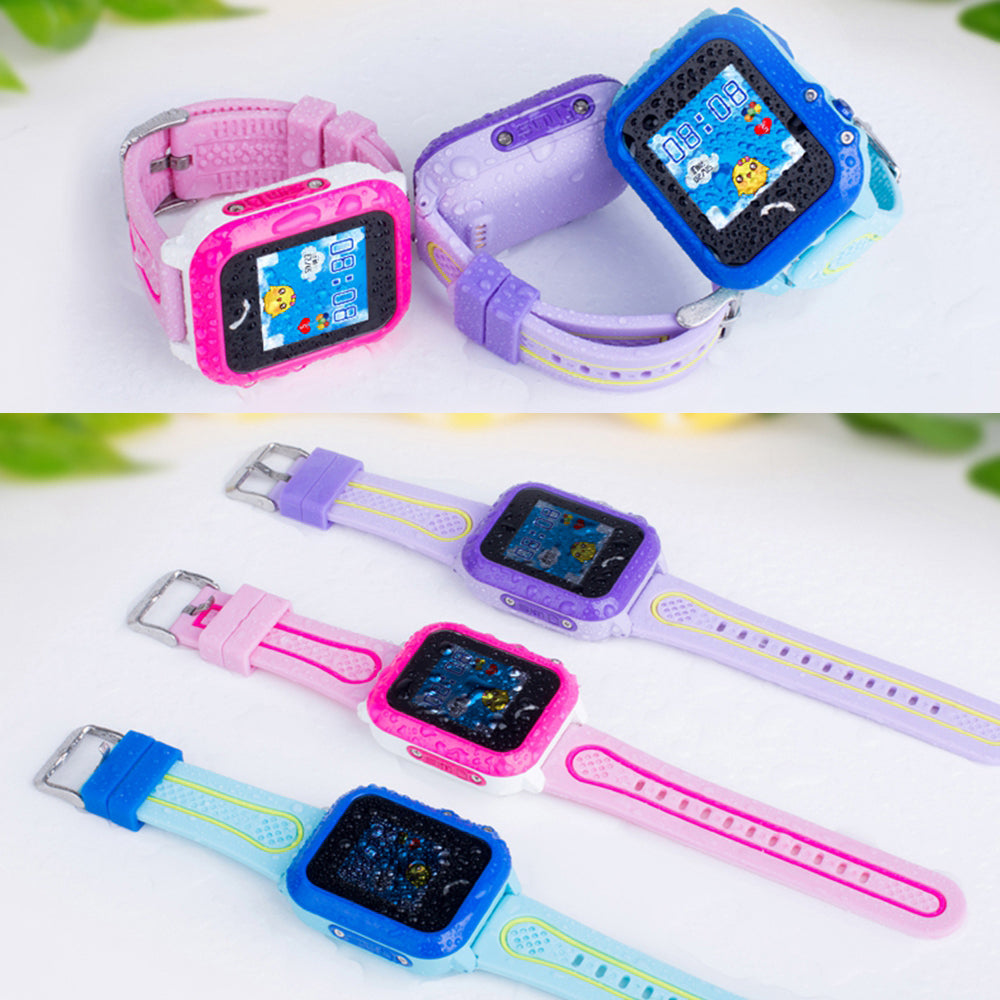 The GPS Tracker Watch for Kids
