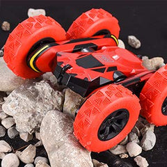 Remote Control RC Stunt Car Toy Monster Truck Buggy 360° Flip 12 km/hr