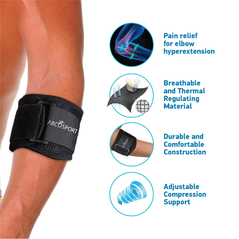 Elbow Brace by Abcosports