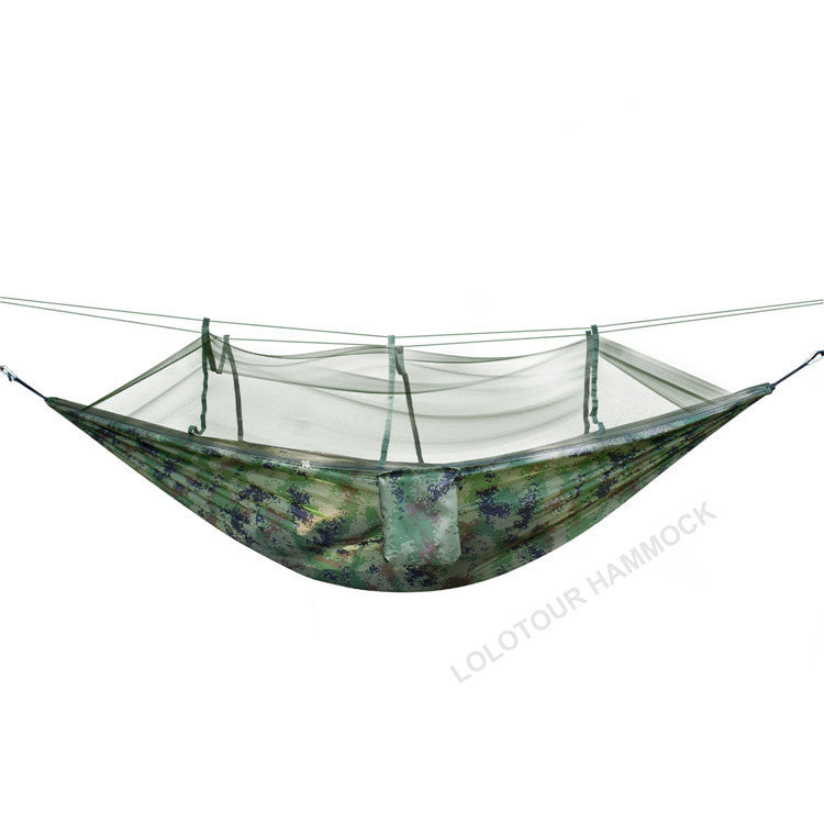 Portable Bug Net Hammock