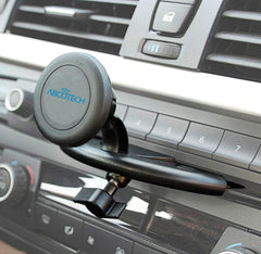Cd Slot Car Mount with Magnetic Mounting Technology