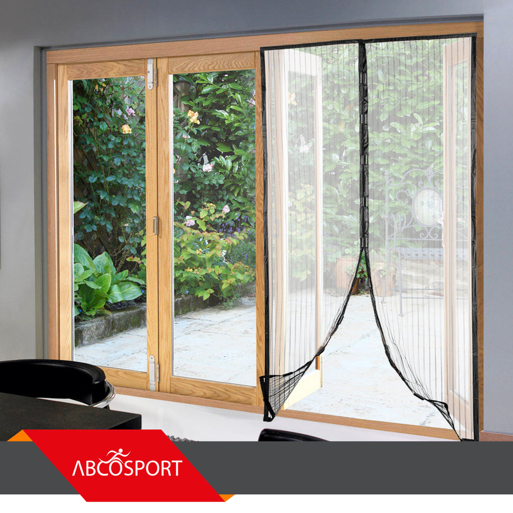 Magnetic Screen Door - Fits Doors Up to 39