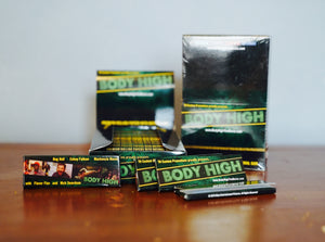Body High Limited Edition Rolling Papers