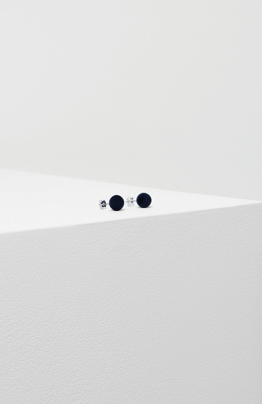 Velvet Stud Earrings