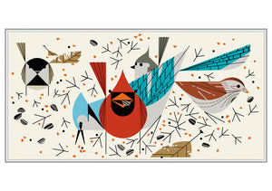 Charley Harper Assorted Holiday Boxed Cards
