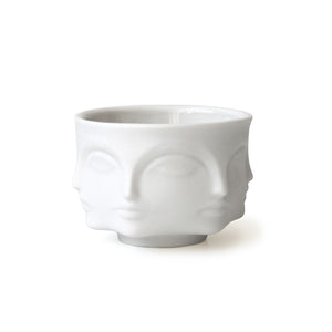 Muse Votive Vessel- White