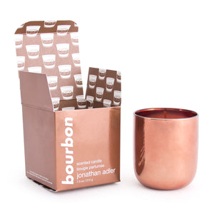 Pop Candle Bourbon- Brown