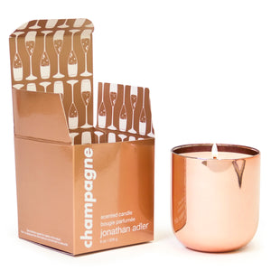 POP Candle Champagne- Rose Gold