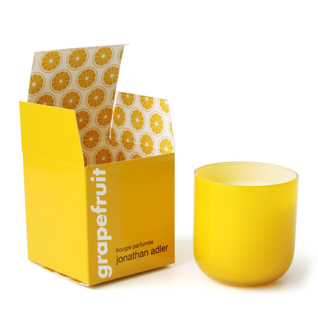 Pop Candle Grapefruit- Yellow