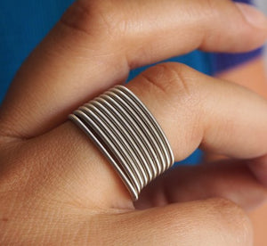 Ring- Steel Bands