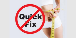 No Quick Fitness Fix