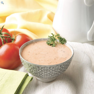 Zesty Italian Cream of Tomato Soup