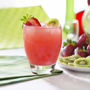 Strawberry Kiwi Fruit Drink