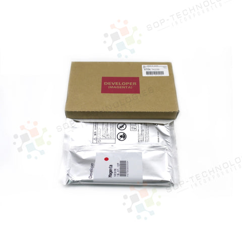 Original Xerox Color 550/560/570/700/700i DC  Developer Magenta 675K76250
