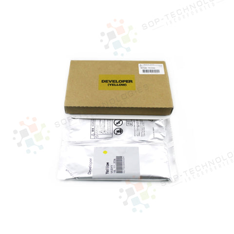 Original Xerox Color 550/560/570/700/700i DC  Developer Yellow 675K76280
