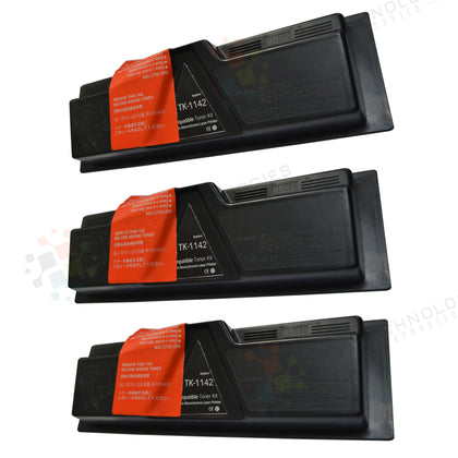 3 Pack Toner Cartridge for Kyocera FS-1035MFP - SOP-TECHNOLOGIES, INC.