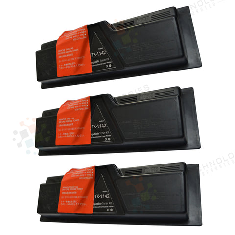 3 Pack Toner Cartridge for Kyocera FS-1035MFP