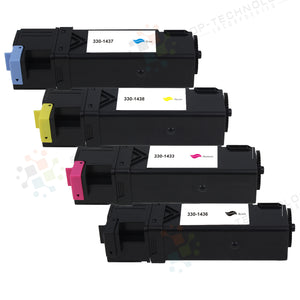 4 Pack Compatible Toner Cartridge Replacement for Dell 1320