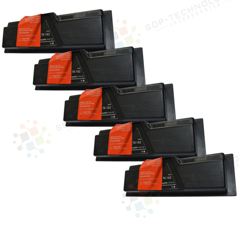 5 Pack Toner Kit for Kyocera FS-1120D