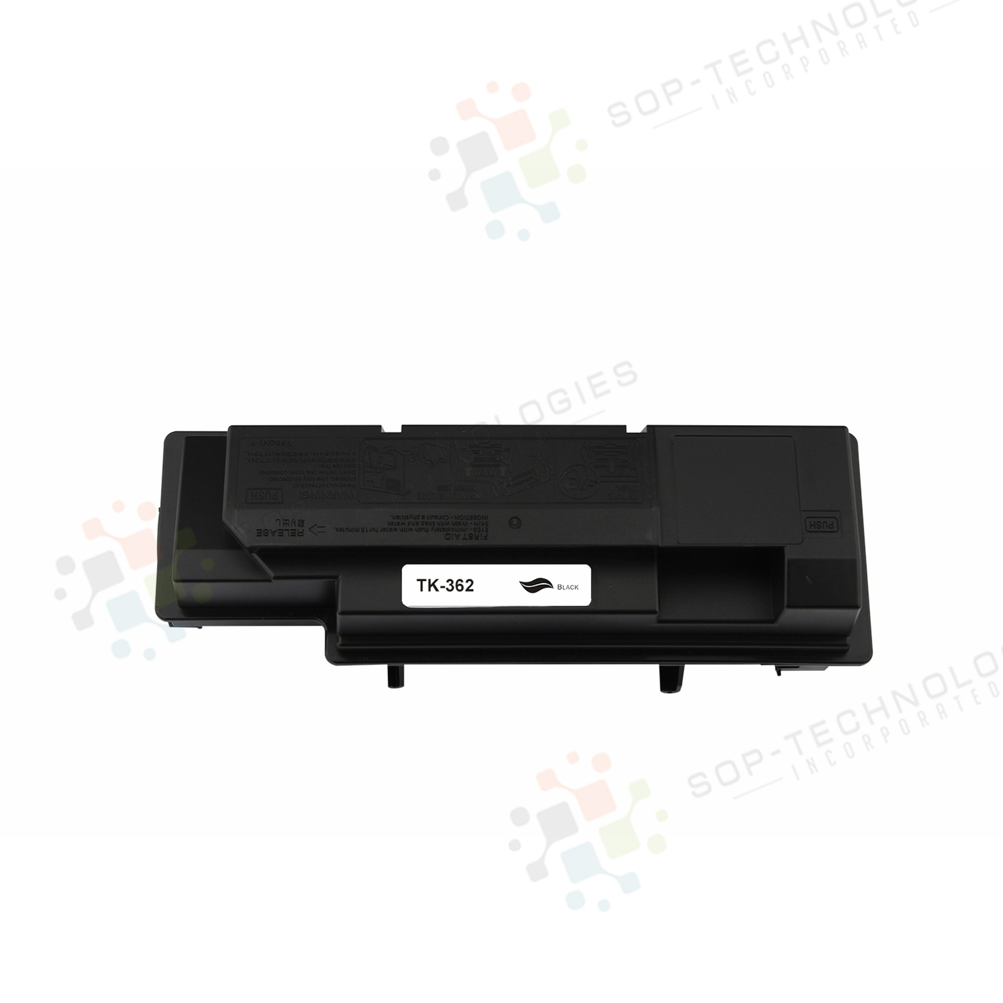 1 Pack Compatible Toner Cartridge Replacement for Kyocera FS-4020D - SOP-TECHNOLOGIES, INC.