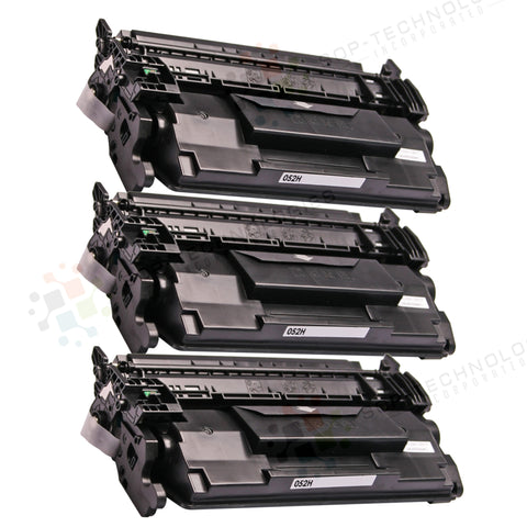 3pk Toner Cartridge Compatible Replacement for Canon imageCLASS LBP214dw