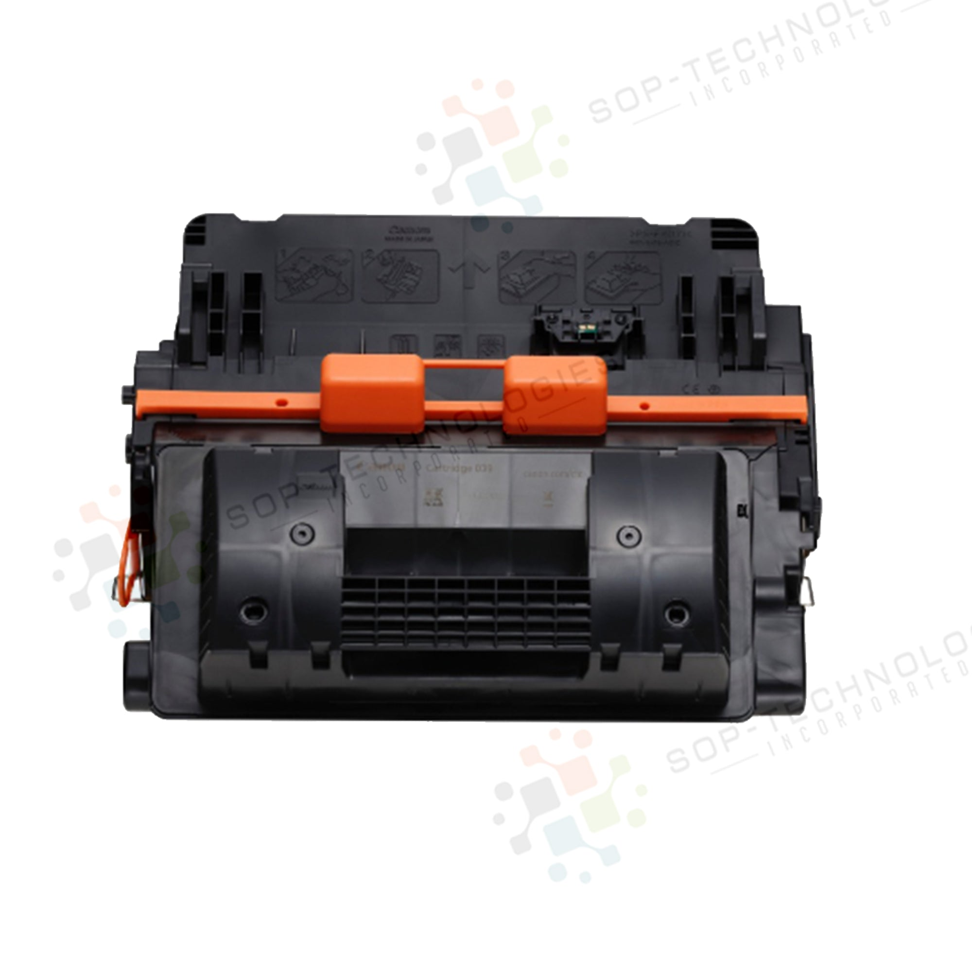 3pk Toner Cartridge Compatible Replacement for Canon imageCLASS  LBP351dn