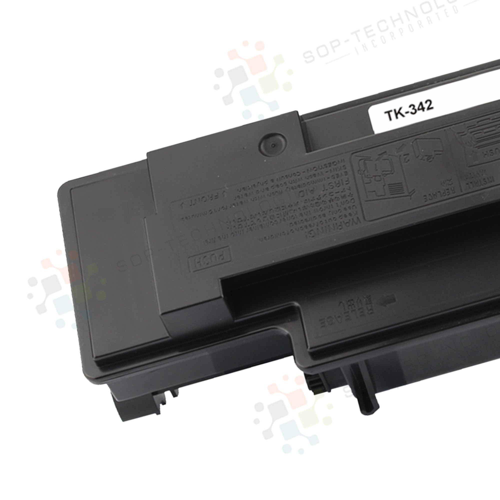 3 Pack Toner Cartridge for Kyocera FS-2020D - SOP-TECHNOLOGIES, INC.