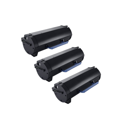 3 Pack Toner Cartridge for Dell Laser Printer B2360d - SOP-TECHNOLOGIES, INC.