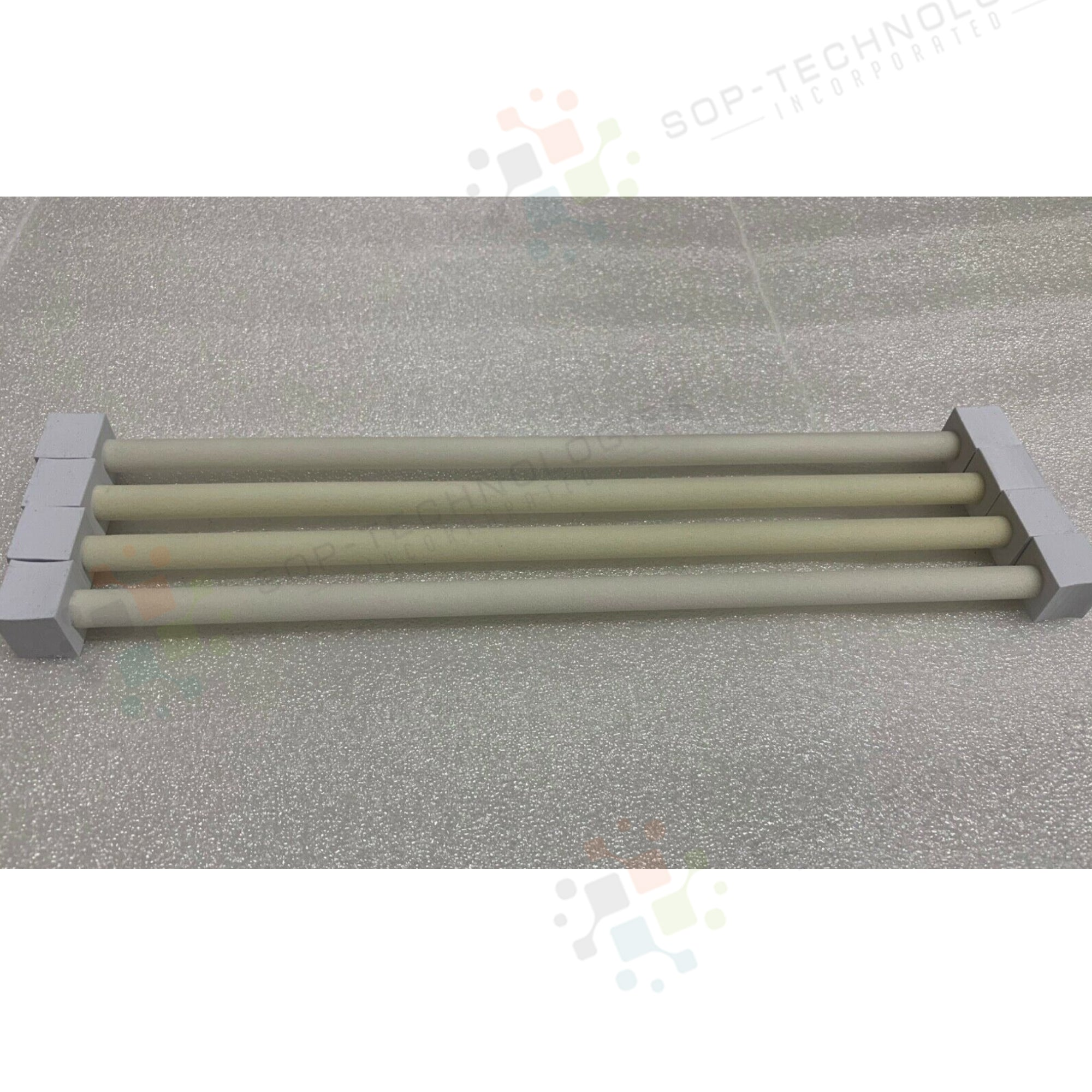 4 White Cleaning Roller for Color Drum Xerox Digital Press Color C75 700 770 - SOP-TECHNOLOGIES, INC.