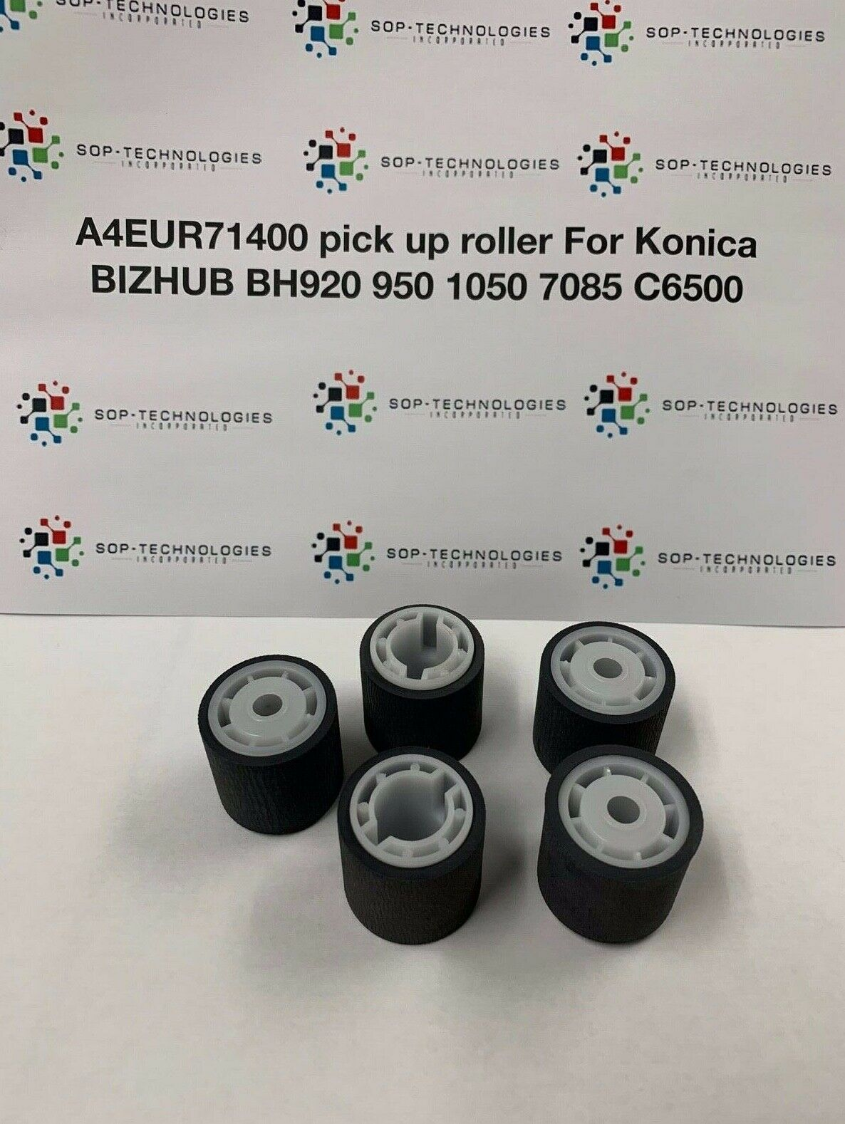 5 pc A4EUR71400 pick up roller For Konica BIZHUB BH920 950 1050 7085 C6500