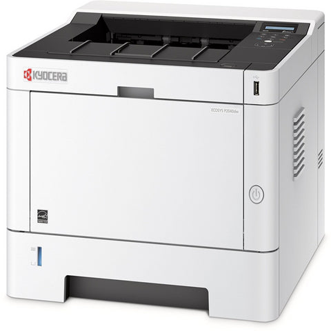 OEM KYOCERA MITA P2040DW (1102RY2US0) 42 PPM MONOCHROME, PRINTER, STD WIRELESS, START UP TONER, K=3.6K YIELD