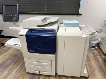Xerox Color 570 Printer - SOP-TECHNOLOGIES, INC.