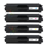 4 Pack Toner Cartridge Set for Brother TN-339 (CMYK) - SOP-TECHNOLOGIES, INC.