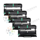 4 Pack DR-730 Replacement Drum Unit for Brother (Black Only) - SOP-TECHNOLOGIES, INC.