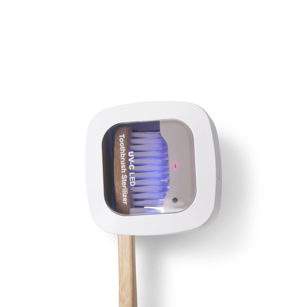 Toothbrush UV Sanitizer - SOP-TECHNOLOGIES, INC.