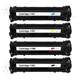 4pk Compatible Toner Cartridge Replacement for Canon imageClass LBP7660CDN - SOP-TECHNOLOGIES, INC.