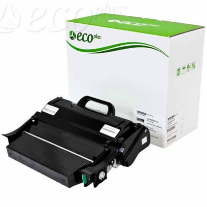 ECOPLUS LEXMARK X651H11A (X651H21A) TONER CARTRIDGE, BLACK, 25K HIGH YIELD - SOP-TECHNOLOGIES, INC.