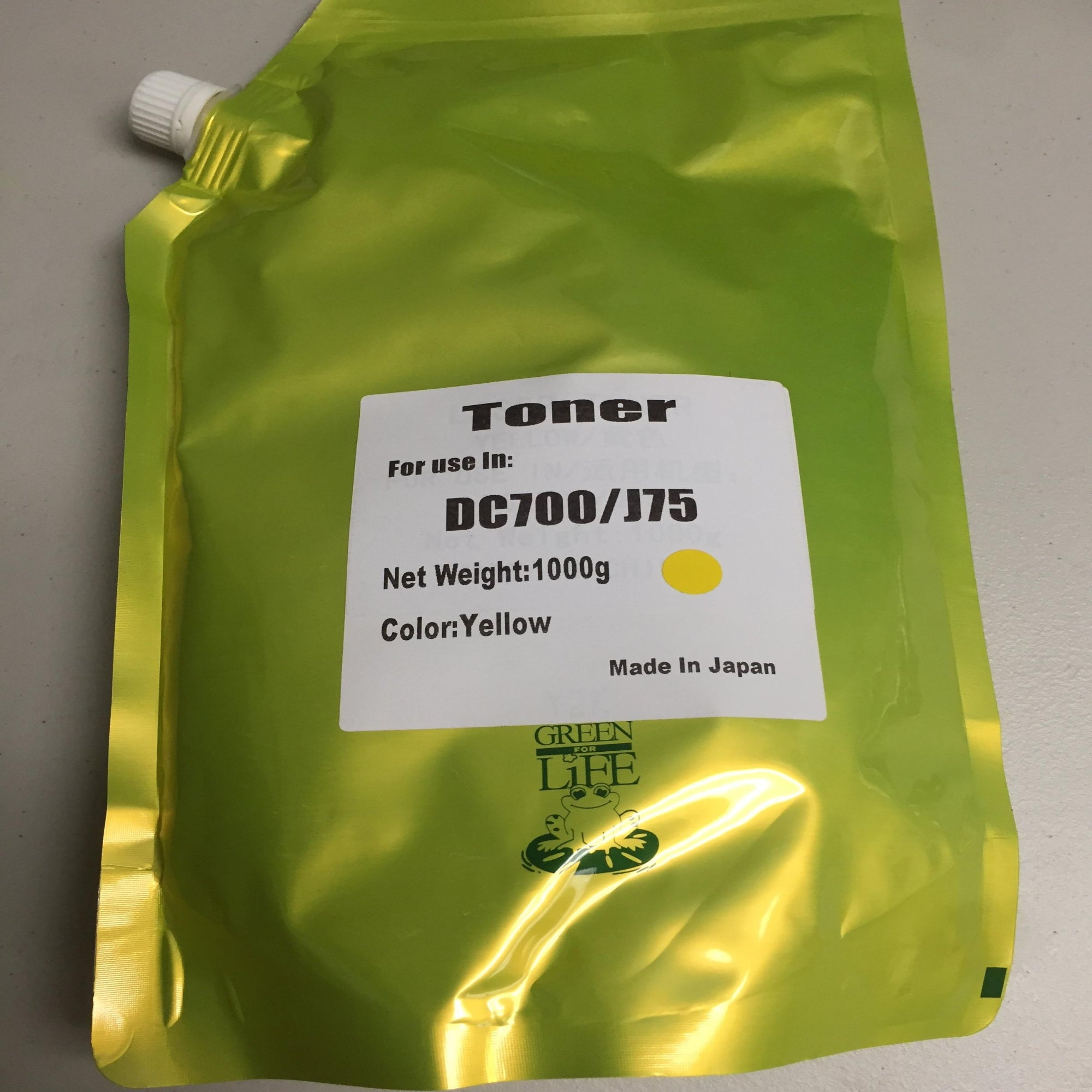 Xerox  Color 550/560/570 TONER POWDER, Refill+Chip 1KG/bag - SOP-TECHNOLOGIES, INC.