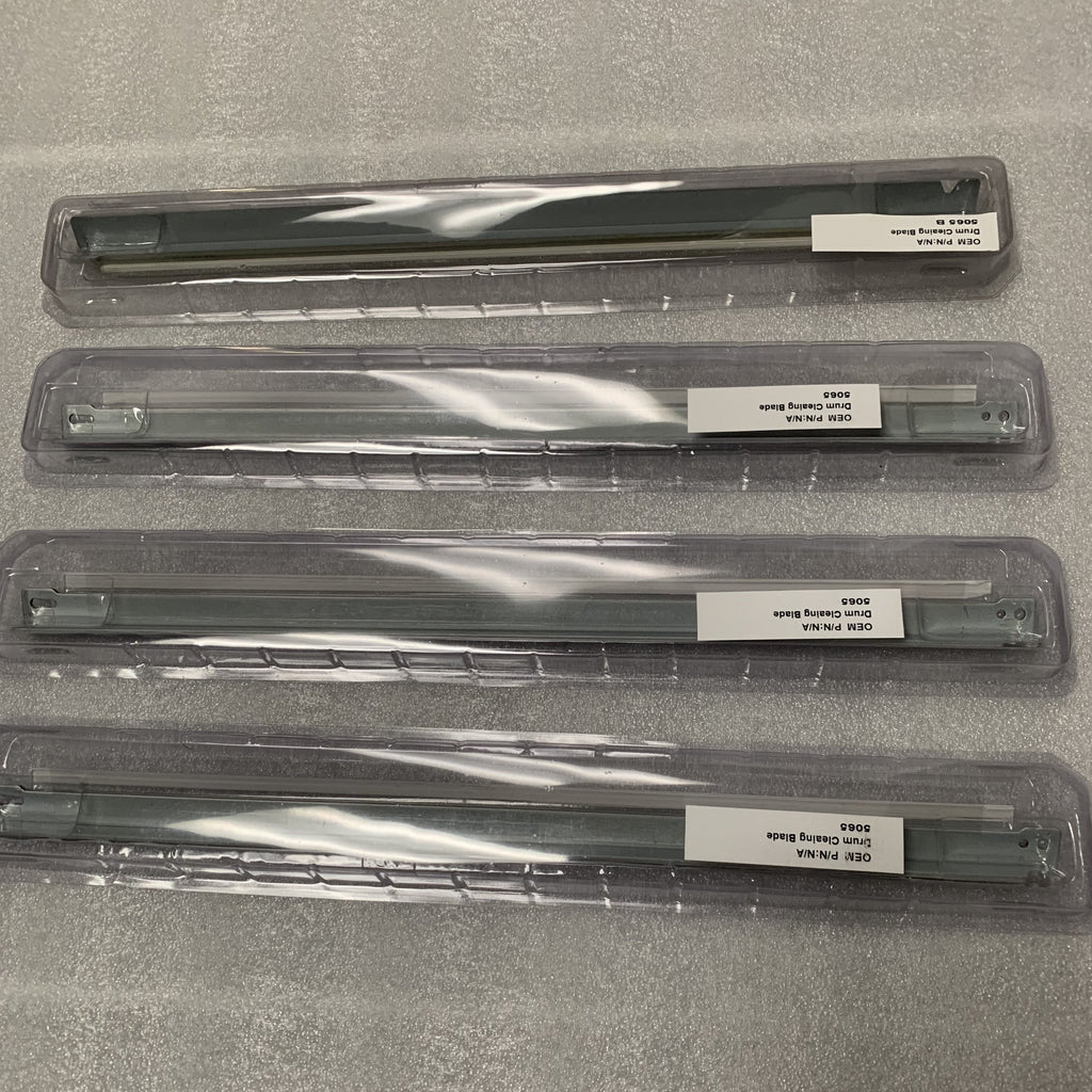 4 x Cleaning DRUM Blade for Xerox DocuColor 240 242 250 252 260 WC 7655 13R603