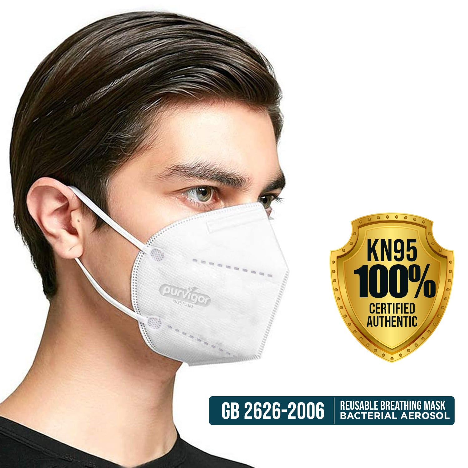 10 Piece KN95 Masks GB2626-2006 Fast Shipping 1-4 Business Days - SOP-TECHNOLOGIES, INC.