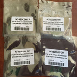4 x 13R603/02 Color Drum parts  PLUS 4 CHIPS (CMYK) - SOP-TECHNOLOGIES, INC.