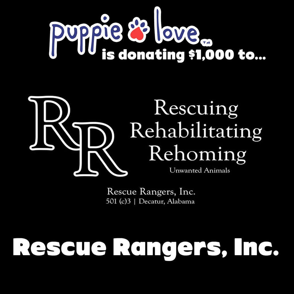 Stop Dog Fighting with Rescue Rangers and Puppie Love™!