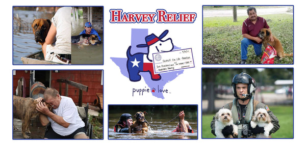 Puppie Love™ Helping Houston