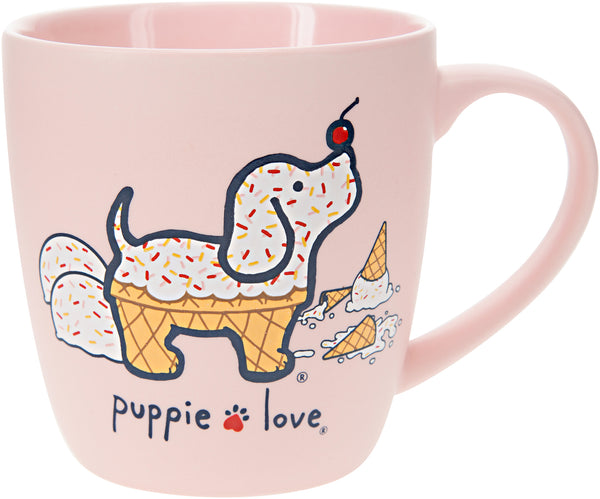 ICE CREAM PUP MUG - Puppie Love